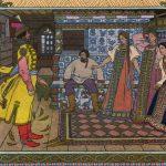 Сарафаны и красивые наряды на картинах Ивана Билибина
