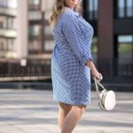 Выбор редакции: принт виши. Летнее платье Lady Sharm