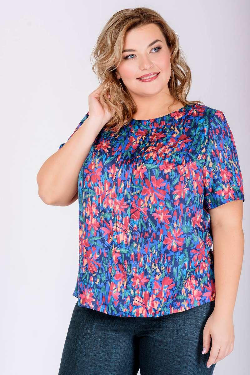Красивая блузка Леди Шарм