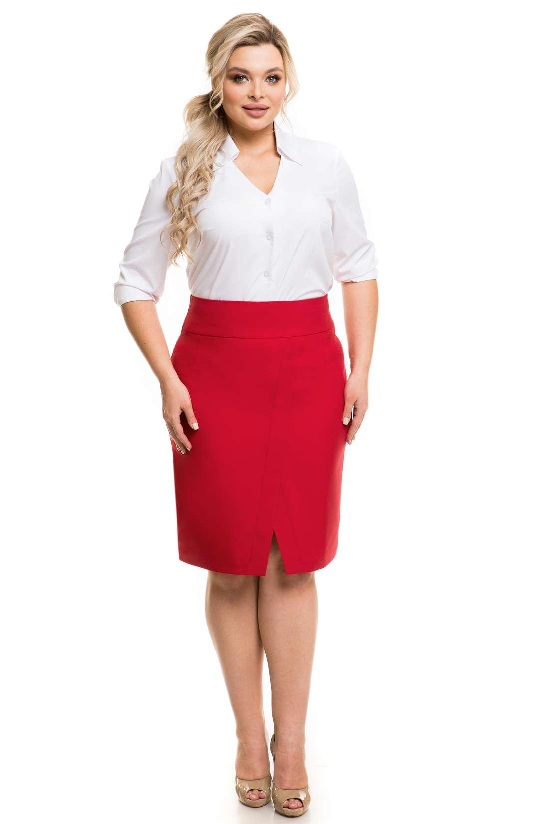 Стильная деловая юбка Venusita