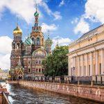 Санкт-Петербург сегодня отмечает свой День рождения