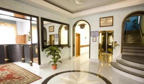 Гостиница Северная Новосибирск