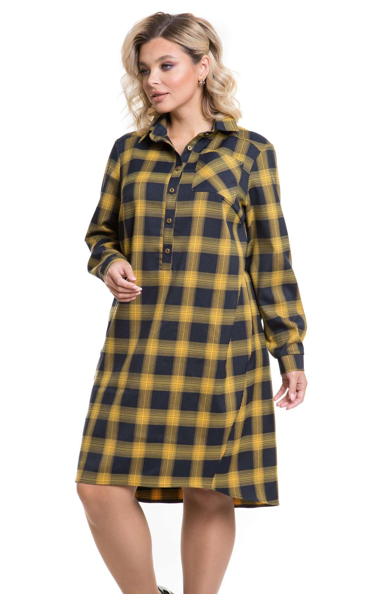 Новинки этой осени: комфортные платья, сарафаны, худи от Новита